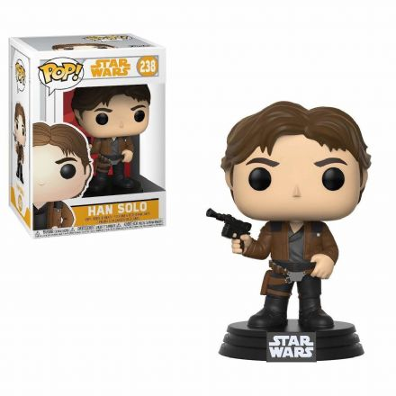 Funko POP Vinyl: Star  Wars Hans Solo